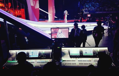 Allen & Heath Manages Malaysia's Champion Of Songs Competition