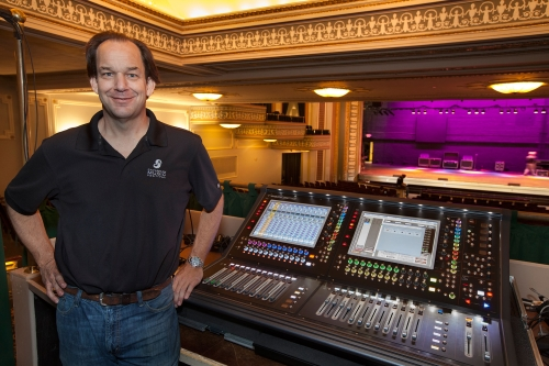 Rock N Road Audio Mixes Savannah Music Festival With DiGiCo