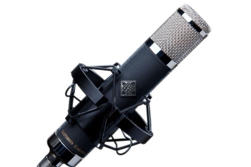 Telefunken Sponsors Unstoppable Recording Machine's Nail The Mix