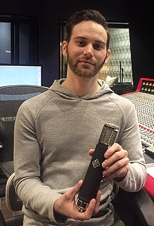Telefunken Sponsors Unstoppable Recording Machine's Nail The