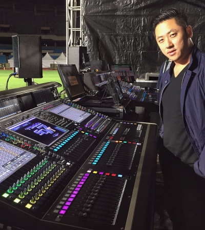 FOH Engineer Troy Choi Chooses DiGiCo For La La Land In Concert