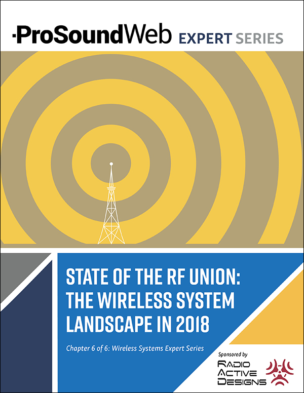 State of the RF Union: The Wireless System Landscape in 2018