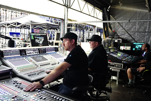 Beyoncé And Jay-Z Go On The Run Again With DiGiCo - ProSoundWeb