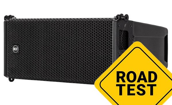 Road Test: RCF HDL 6-A Line Array - ProSoundWeb