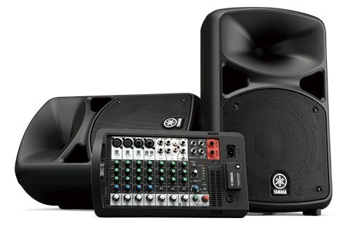 Review: Yamaha STAGEPAS 600BT Portable PA System - ProSoundWeb