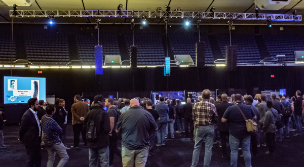 Moving Air In Anaheim: The Loudspeaker Showcase At The 2019