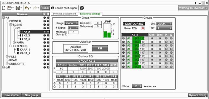 L-Acoustics Updates Soundvision And LA Network Manager - ProSoundWeb