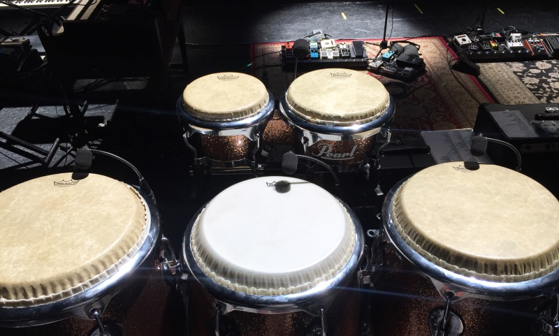 The Beats Between: Capturing Varied Percussion & Fitting It