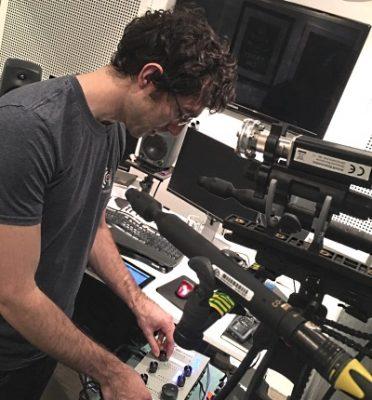 Mattia Cellotto Captures Ultrasonic Library With JoeCo's