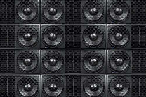 The End Fire Cardioid Subwoofer Array Made Visible - ProSoundWeb