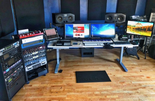 Bruce Somers Streamlines Undercurrent Studio With Focusrite