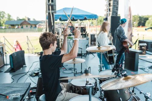 Rock Central's Drum Program Utilizes Audionamix XTRAX STEMS