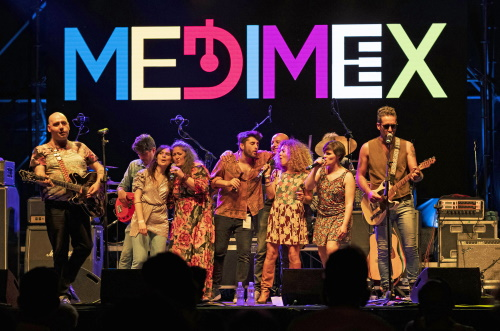 Bose Professional ShowMatch Supports Italy's Medimex Festival