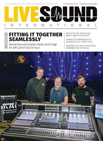 Live Sound International - September 2019 - ProSoundWeb