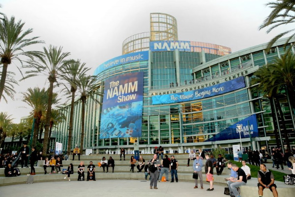2020 Namm Show.The 2020 Namm Show Announces Professional Development