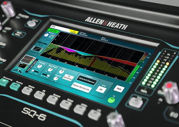 Allen & Heath Consoles