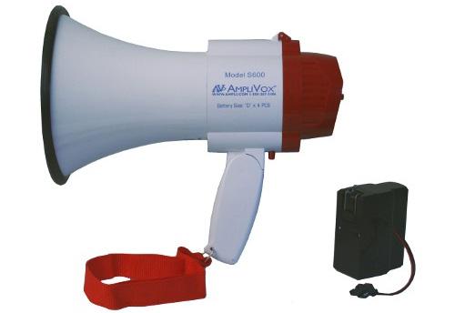 Amplivox Megaphones