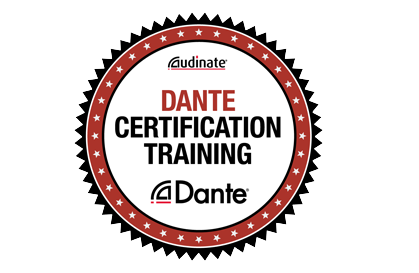 Dante Audio Networking