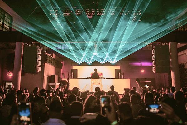 Nightclub Sound
