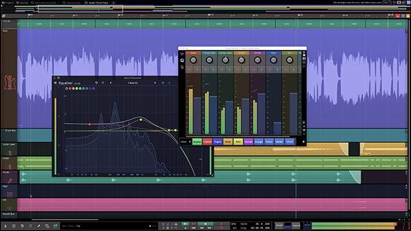 Tracktion Waveform Pro DAW