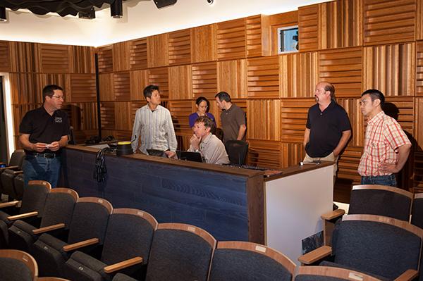 Yamaha Acoustics System