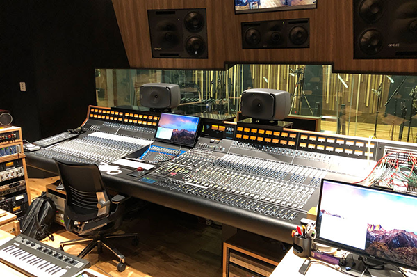 API Console Tokyo College Of Music