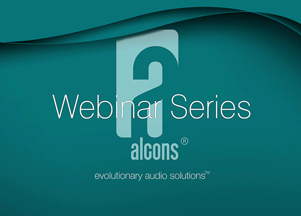 Alcons Audio Loudspeakers