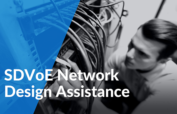 SDVoE Networking