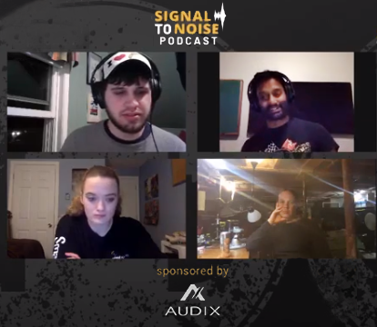 Signal To Noise Podcast