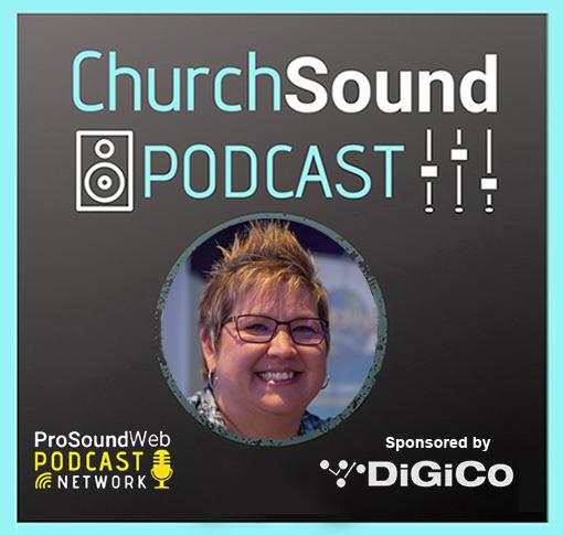 Chruch Sound Podcast
