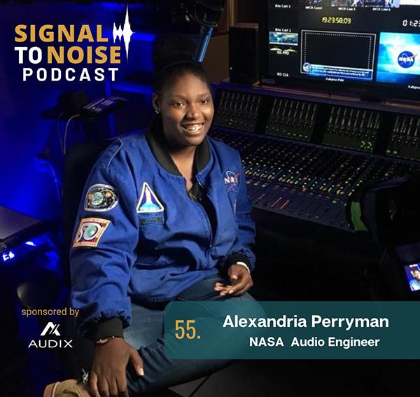 Signal To Noise NASA SpaceX