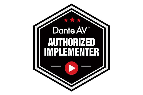 Dante Networking