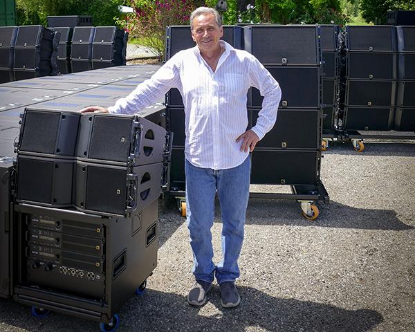 L-Acoustics Loudspeakers
