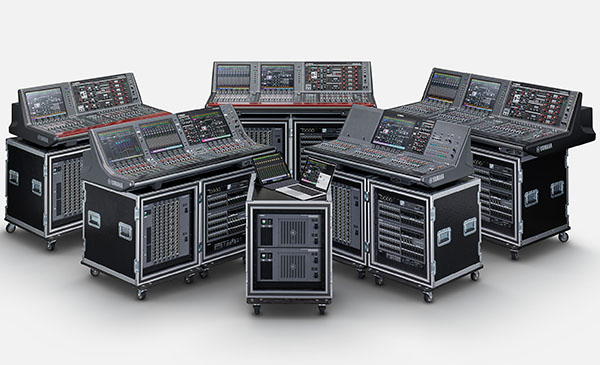 Yamaha Consoles L-Acoustics