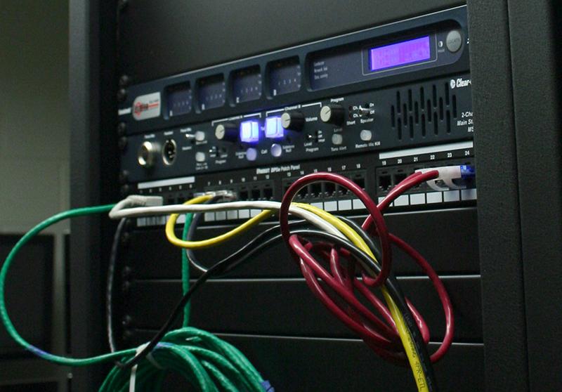Digital Audio Networking