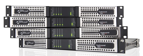 Powersoft Amplifiers