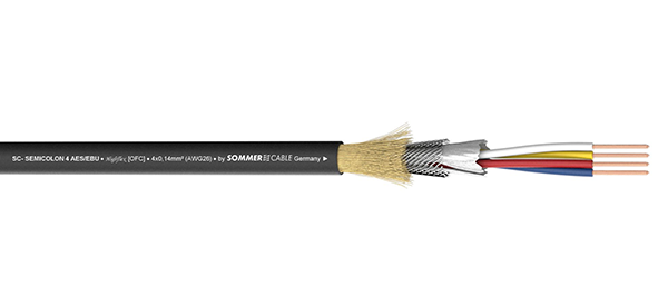 Sommer Audio Cable