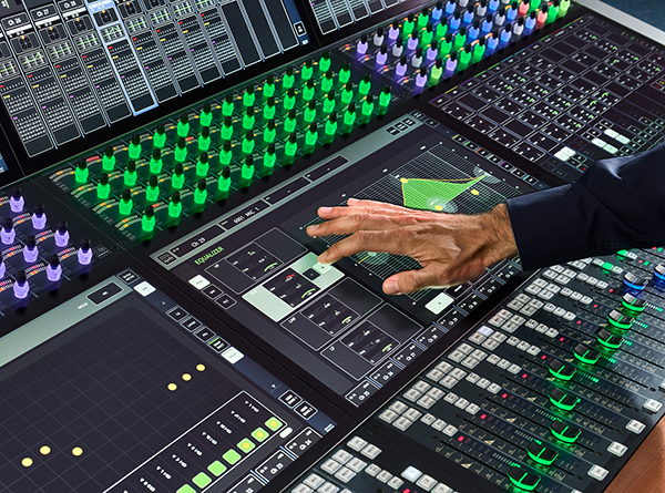 Stage Tec Consoles