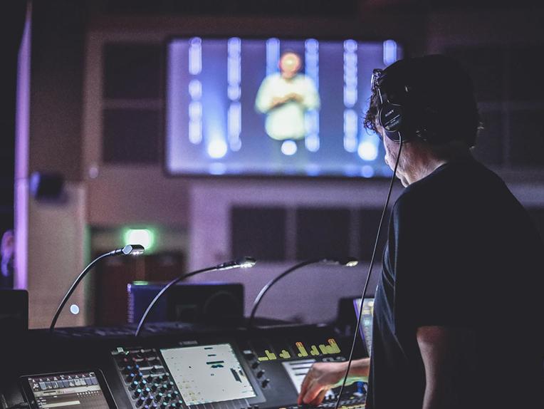 ProSoundWeb Church Sound