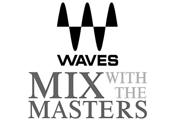 Waves Mix With The Masters