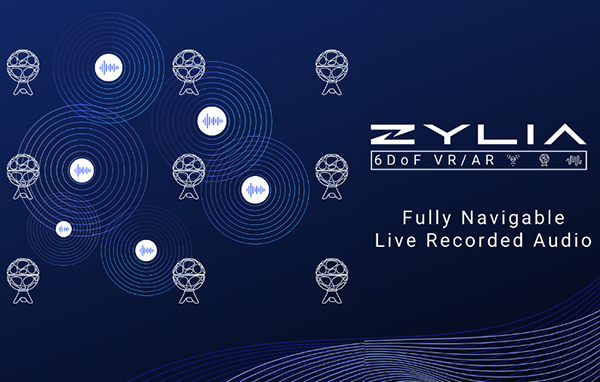 ZYLIA Surround Recording