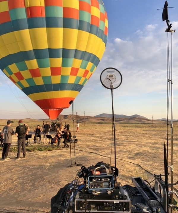 Roblox Id Code For Falling By Trevor Daniel Sound Recordist Jack Goodman Takes Lectrosonics Skydiving Hot Air Ballooning Prosoundweb