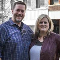 Courtney & Paul Klimson